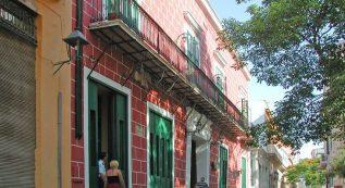 Conde De Villanueva Hotel